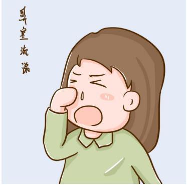 感冒流鼻涕吃什么好得快?