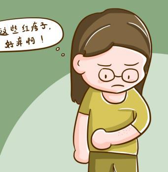 过敏性皮炎症状表现有很多,地奈德乳膏可以应对!