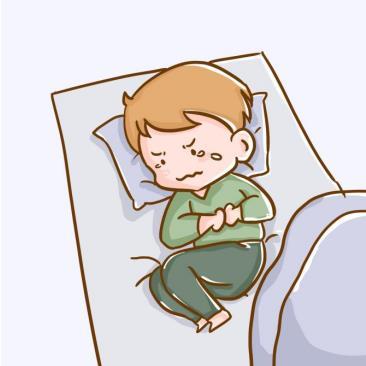 儿童吃了凉东肚子怎么办?